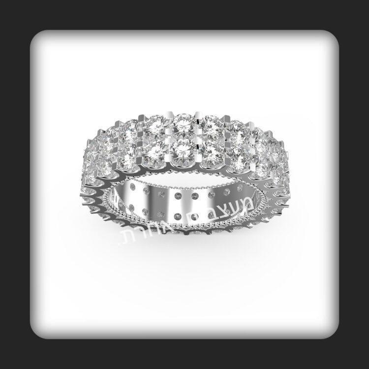 טבעת דגם ג'סיקה