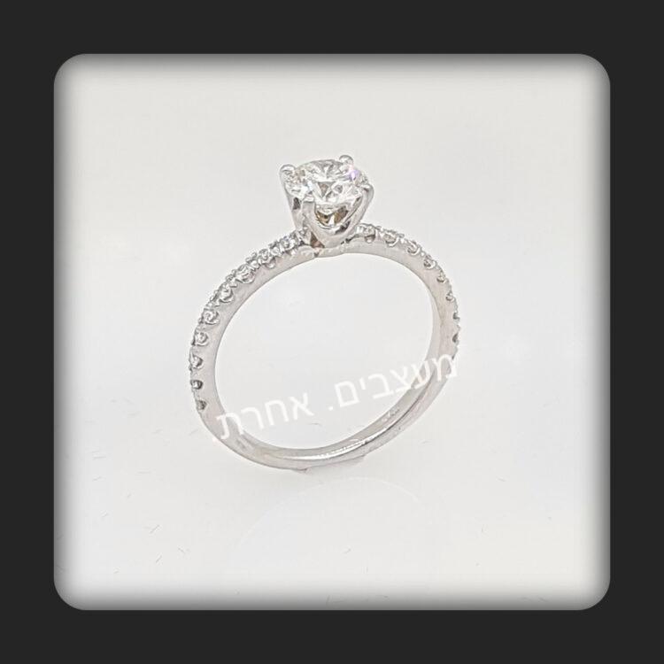 טבעת אירוסין דגם רוני